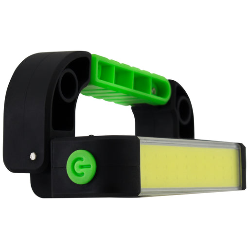 LA-LATCHLITE-8/32 COB LED Rechargeable Carabiner Light