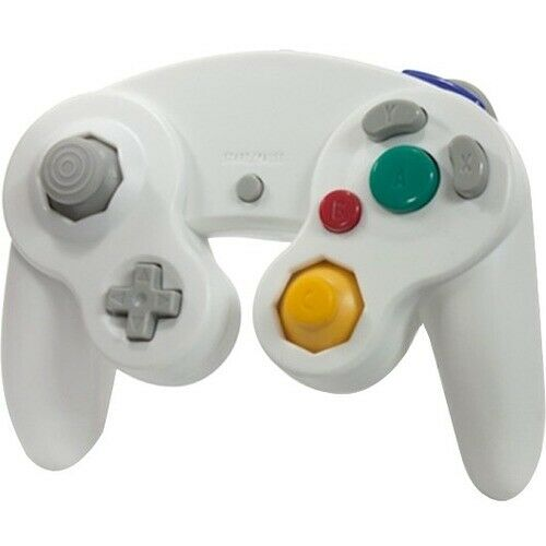M05819-WH Wii -Game Cube CirKa Controller White