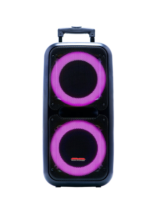 MPD1219L 12x2 DJ Cabinet With Wireless Mic