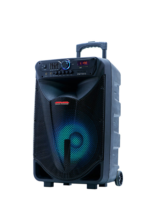 MPD1598L 15inch DJ Cabinet Wireless Mic