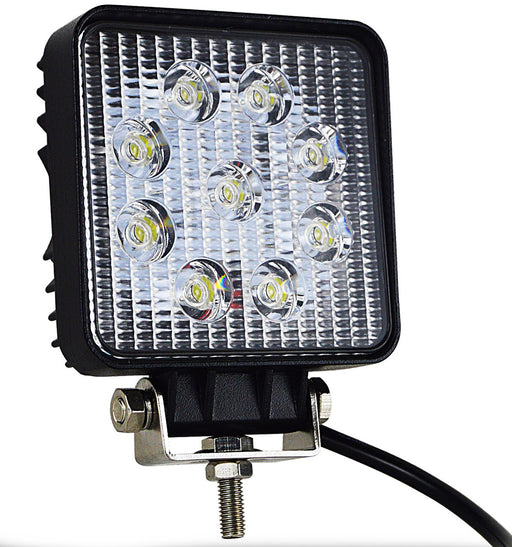 NL-LBSQ-14-27W Pipedream 4in 27W Square LED Fog Light