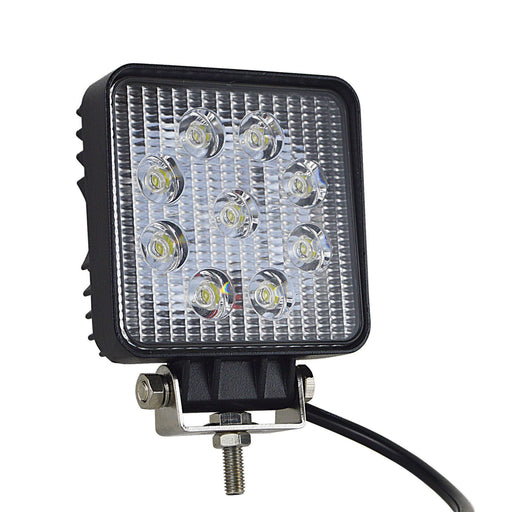 NL-LBSQ-15-27W Pipedream 5in 27 Watt Square LED Fog Light