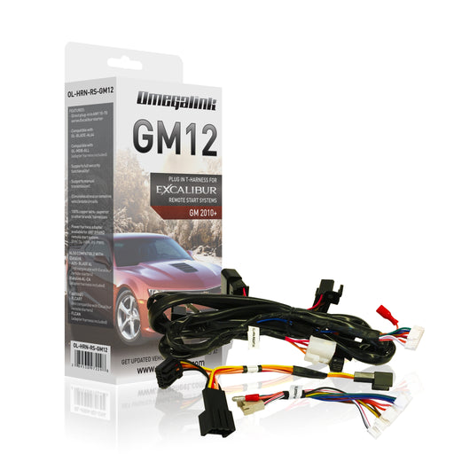OL-HRN-RS-GM12 Excalibur T-Harness  GM Vehicles