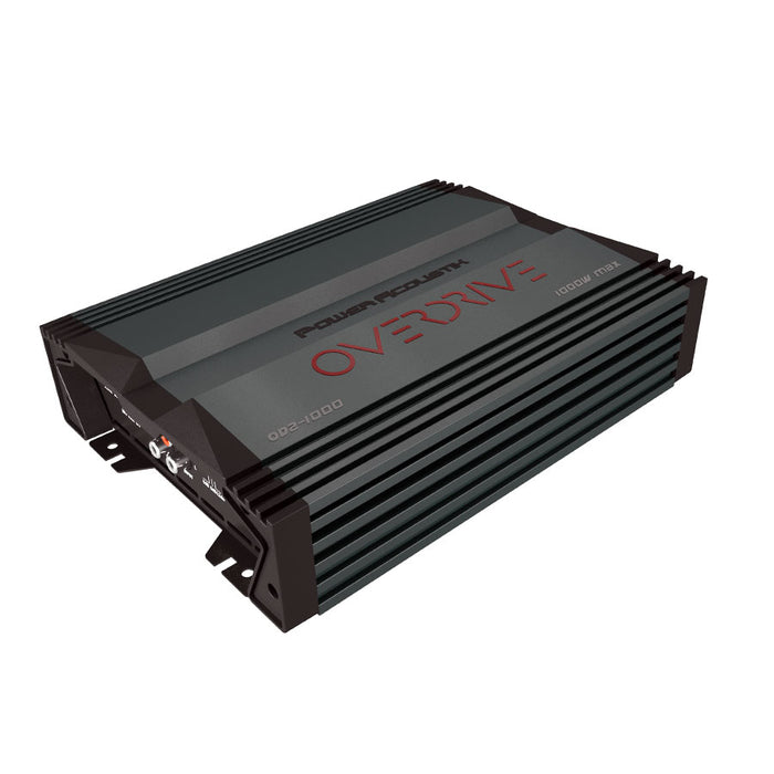 OW-OD2-1000 Power Acoustik Overdrive 1000W 2 Ch Class A/B Amplifier