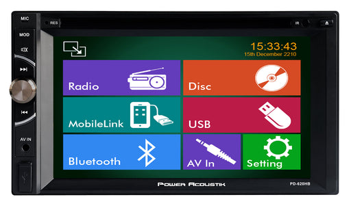 OW-PD-620HB PA 2-Din Source 6.2 w/Android Phone link