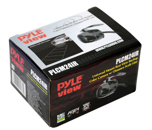 PLCM24IR Pyle Universal Mount Rear View Camera