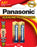 AM3BP2 Panasonic Alkaline 2 Pack Of AA Batteries