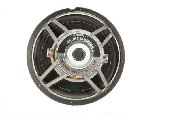 QP-DELUXEQP15 Q POWER 15in WOOFER DVC 90 oz MAGNET 2200 Watt