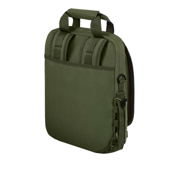 RT510-OLI Tactical Molle Laptop Attache  Bag-Olive