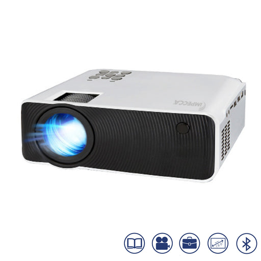 Impecca 720p 160 Lumen Theatre Projector Model VP300WK