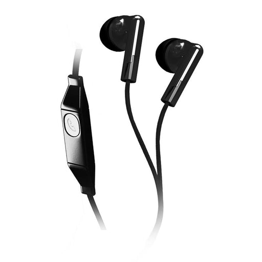XT-XEB90103BLK Xtreme Audio Earbuds with In-Line Microphone Black