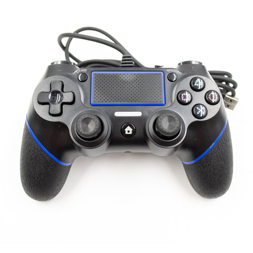 YCED-PS4WD PS4 Controller Wired Black box package