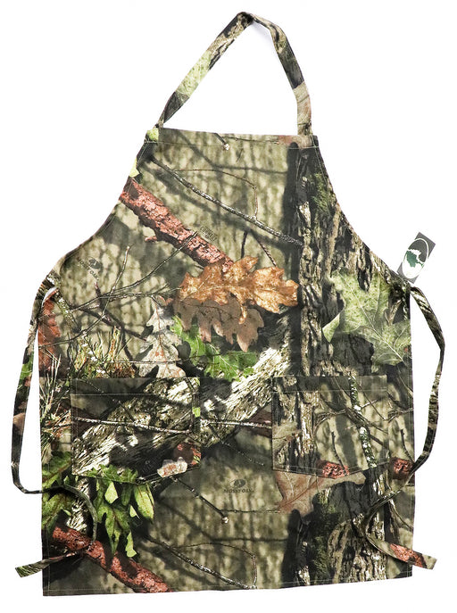 CMOAPRN-2 2 Pocket Realtree Camo Apron