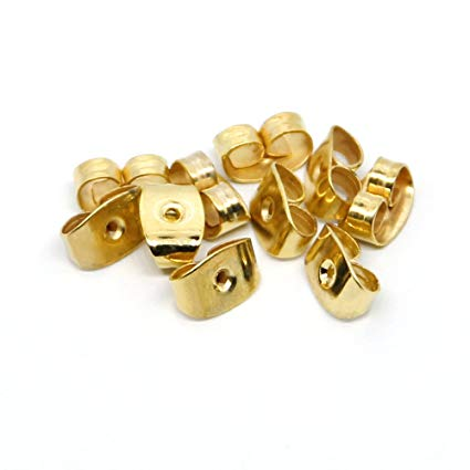 EN14 Small 14k Ear Nuts