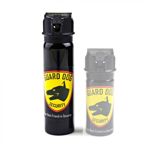 PS-GDOC18FT-4 OC 18% Fogger Flip-Top Pepper Spray 4 oz