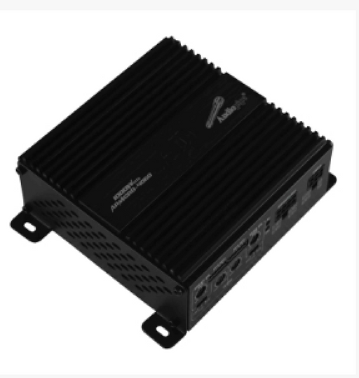 APMCRO-4060 Audiopipe Micro 4 Channel 1,000 W  Amp
