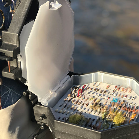 TheSimpliFLY Chest Mount Fly Fishing Pack