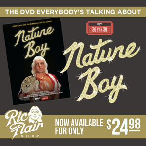 ESPN 30 for 30: Nature Boy DVD