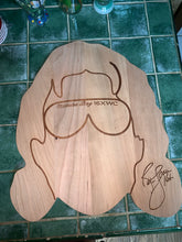 Cherry Only RF Head Signature Cutting Board
