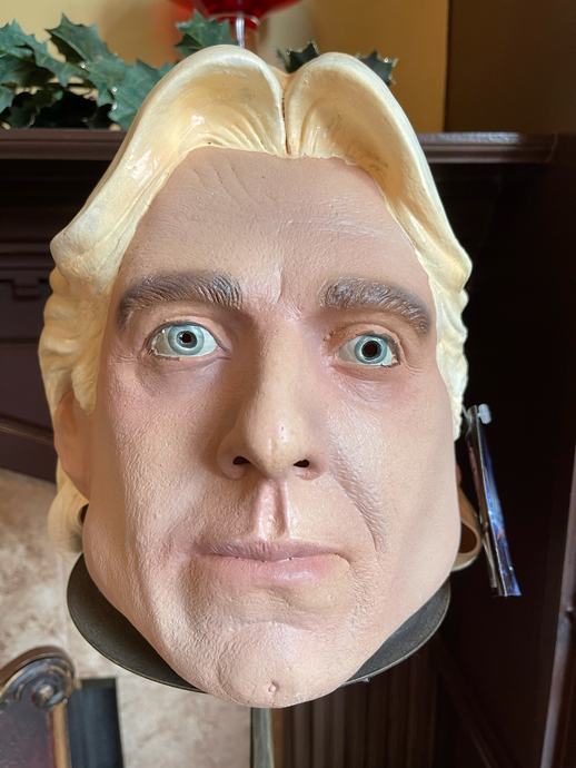 Ric Flair Costume Mask
