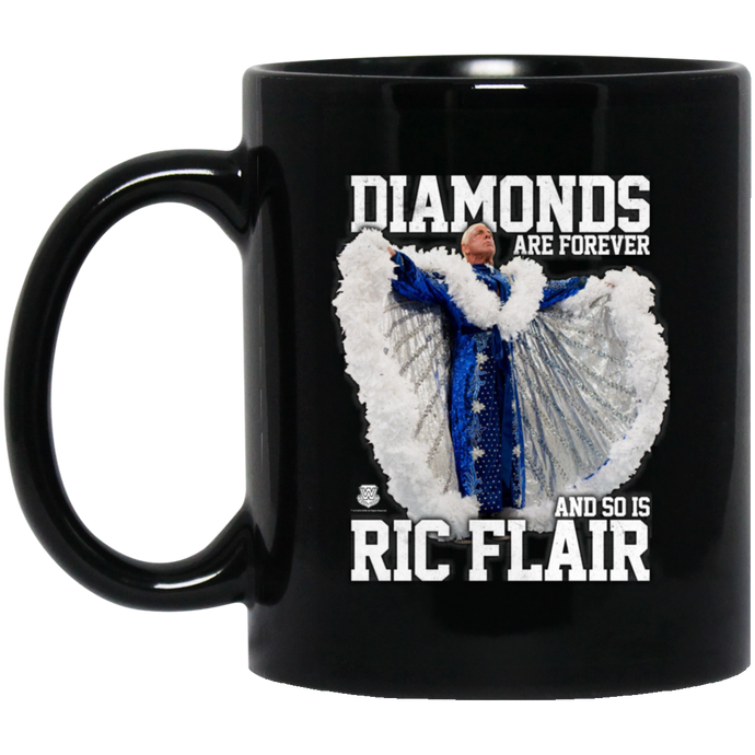 Diamonds Are Forever Mug