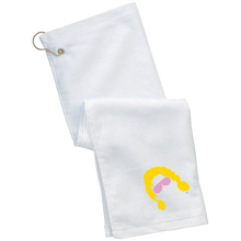 Flair Silhouette Golf Towel