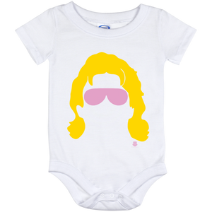 Flair Silhouette Baby Onesie 12 Month