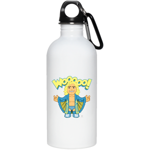 WOOOOO Man Water Bottle