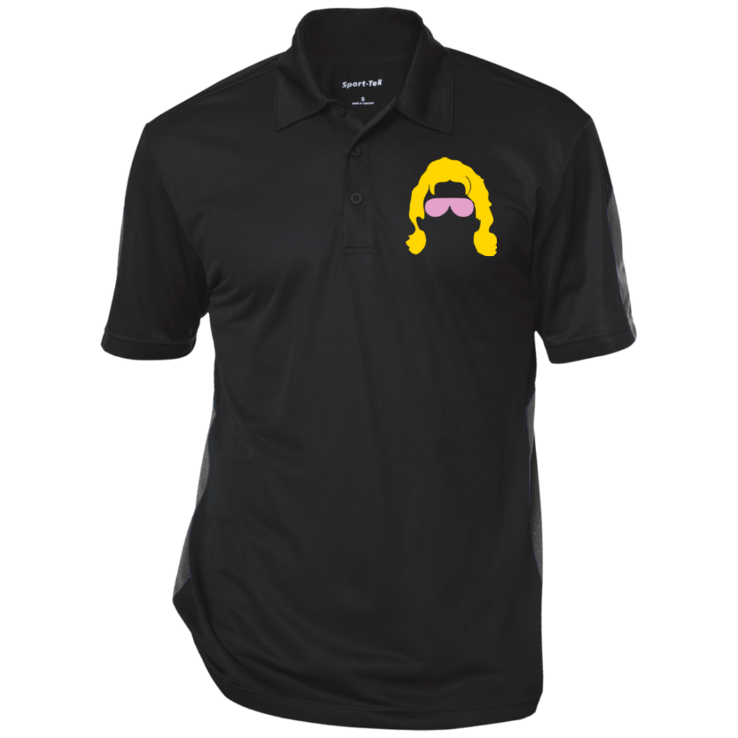 Flair Silhouette Performance Polo