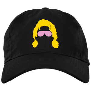 Flair Silhouette Dad Cap
