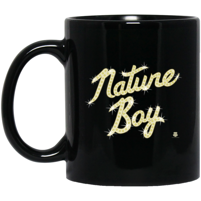 Nature Boy Bling Mug