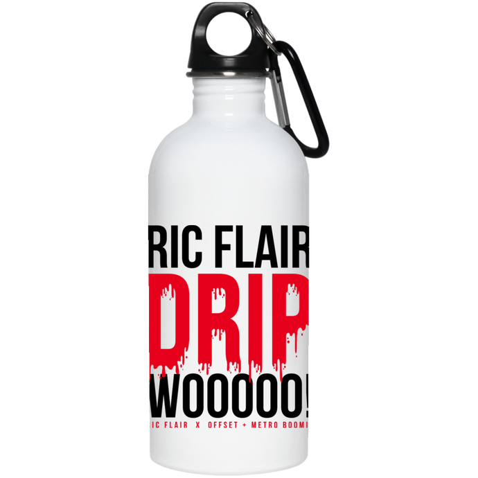 Ric Flair Drip Water Bottle