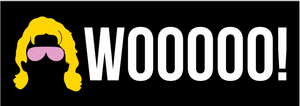 Wooooo! Bumper Sticker