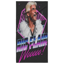 Ric Flair Lazer Beach Towel
