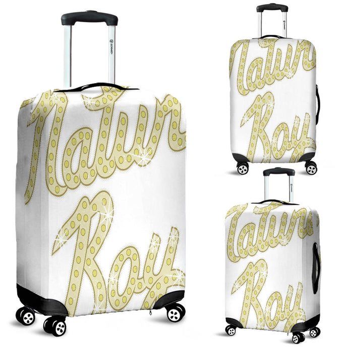 Nature Boy Luggage Cover