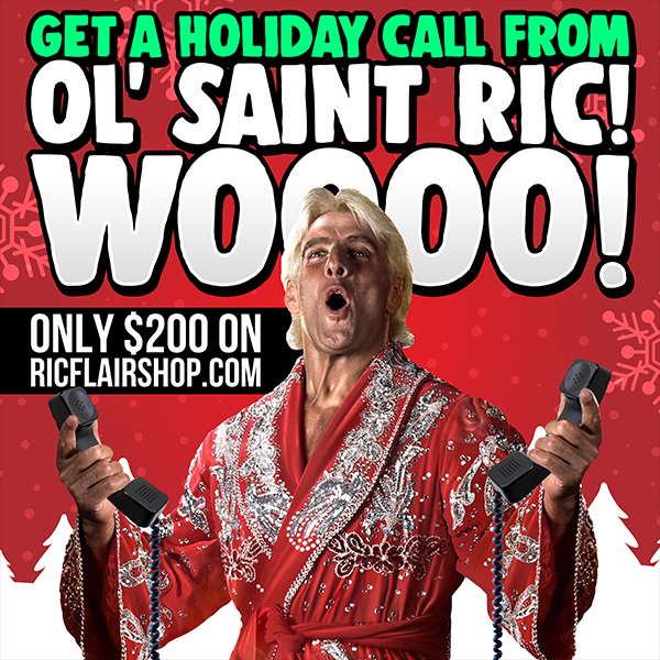 Happy Holidays Phone Call From Ric