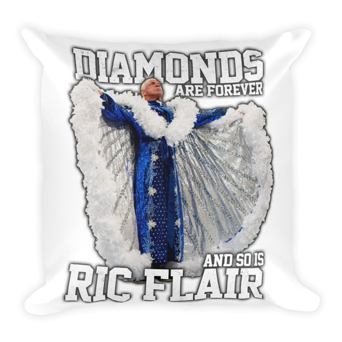 Diamonds Are Forever Pillow