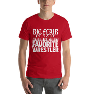 Favorite Wrestler T-Shirt