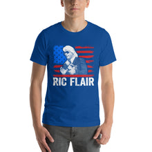Ric Flair Flag Shirt