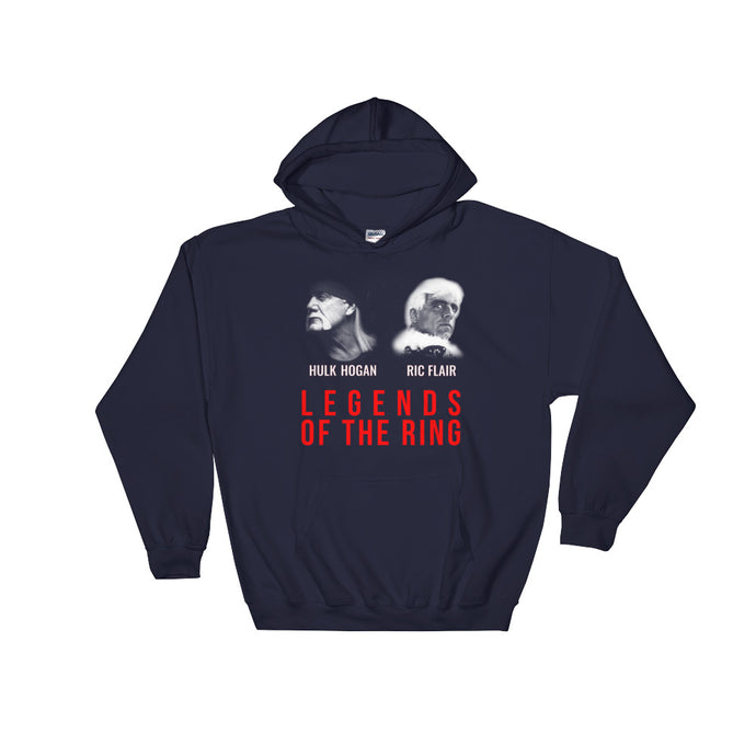 Legends of The Ring Hooded Sweatshirt