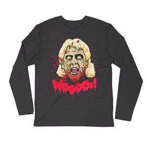 Long Sleeve Zombie Flair Shirt