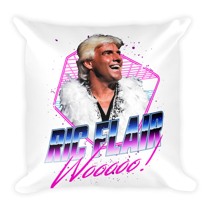 Retro Ric Flair Pillow