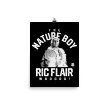 Vintage Nature Boy Gloss Poster