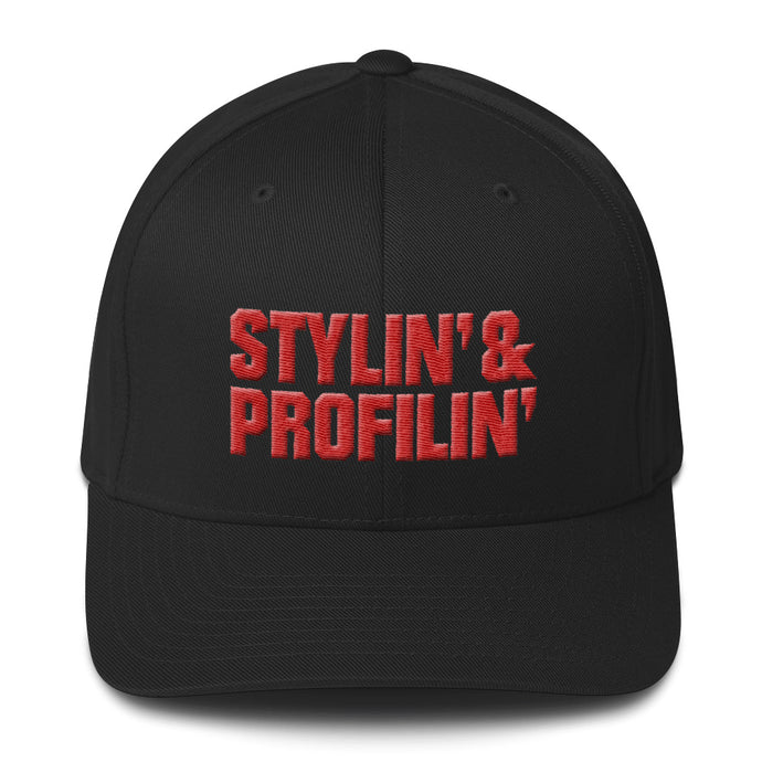 Stylin' & Profilin' Structured Twill Cap
