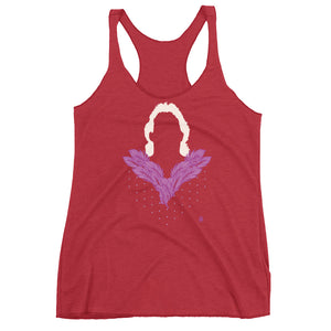Purple Robe Women's Racerback Tank