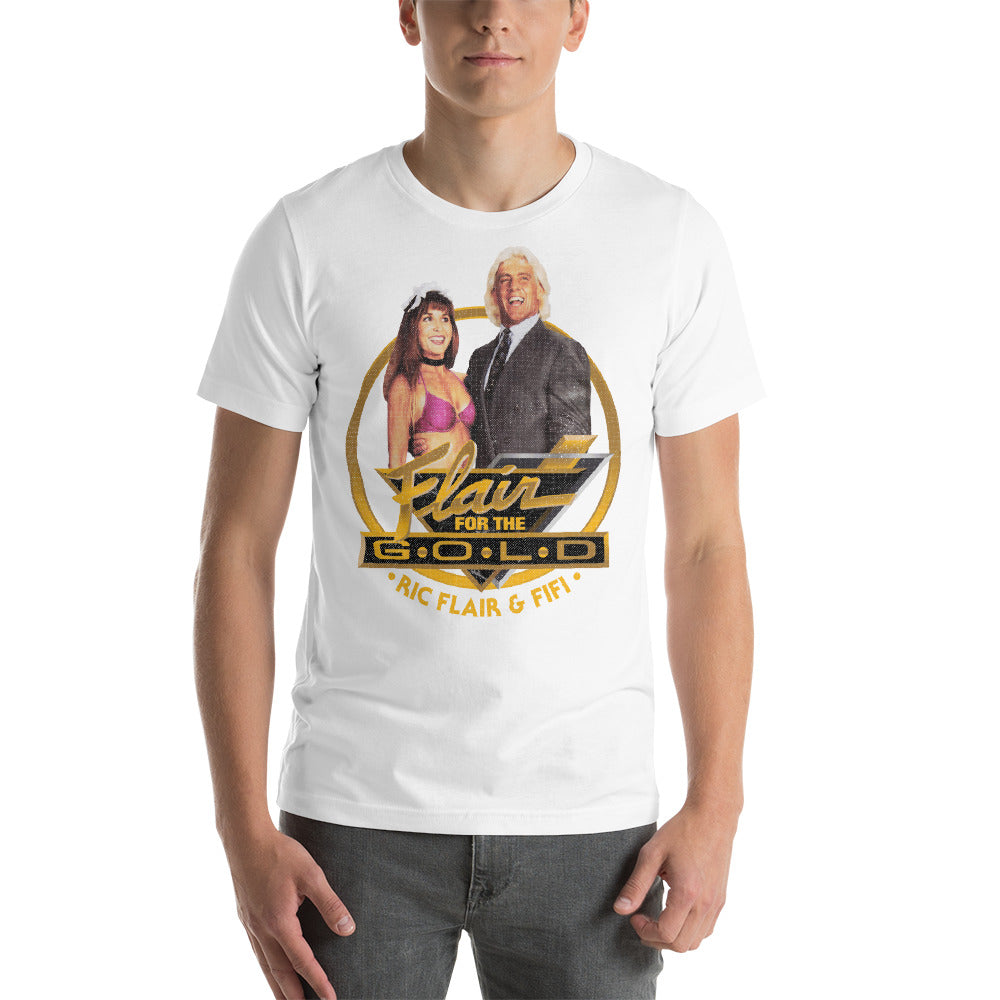 Flair For The Gold Classic T-Shirt