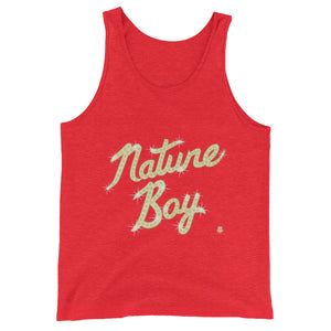 Nature Boy Unisex  Tank Top