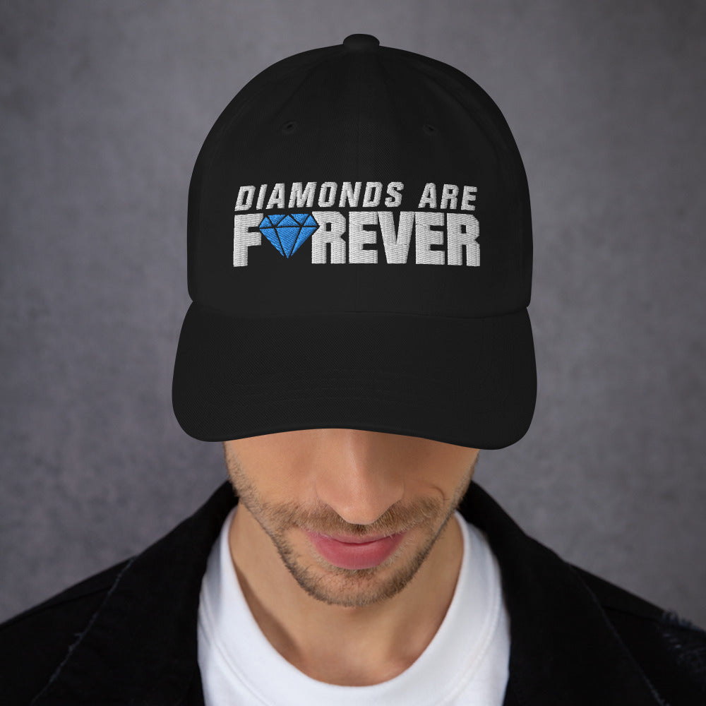 Diamonds Are Forever Hat