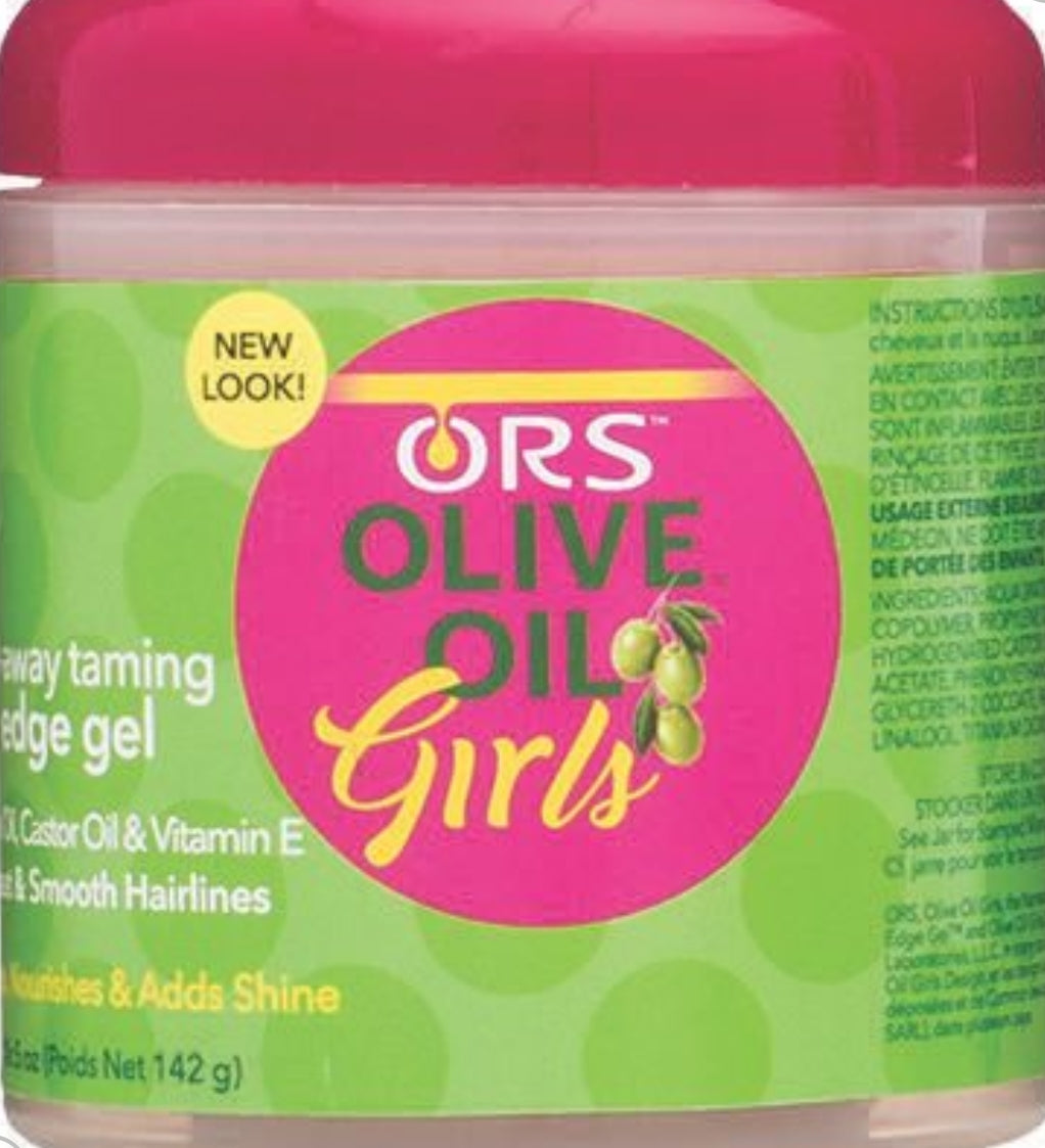 ORS Olive Oil Girls Fly-Away Taming Gel 5oz