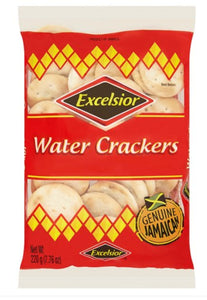 Excelsior Water Crackers - Evansfoods